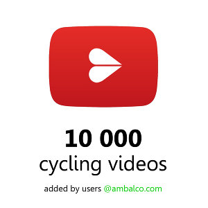10000 video gratuiti per indoor cycling