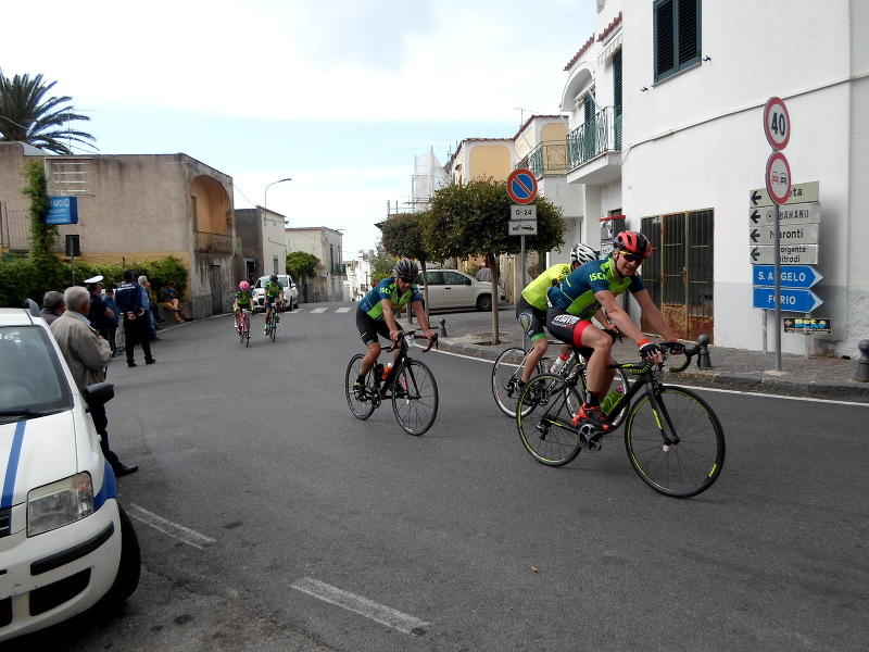 Ischia cycling event