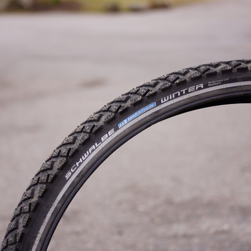 Schwalbe Marathon Winter bicycle tire
