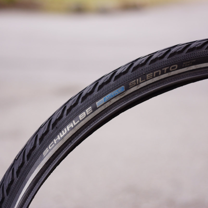 Schwalbe silento bicycle tire
