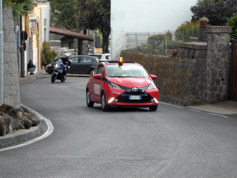 support car Ischia 100
