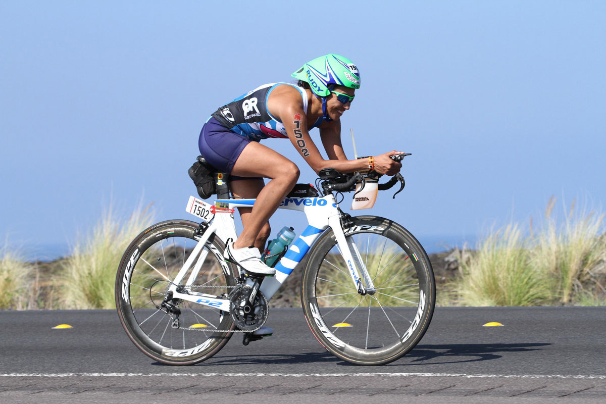 Mariana Lara Albert triathlon cycling