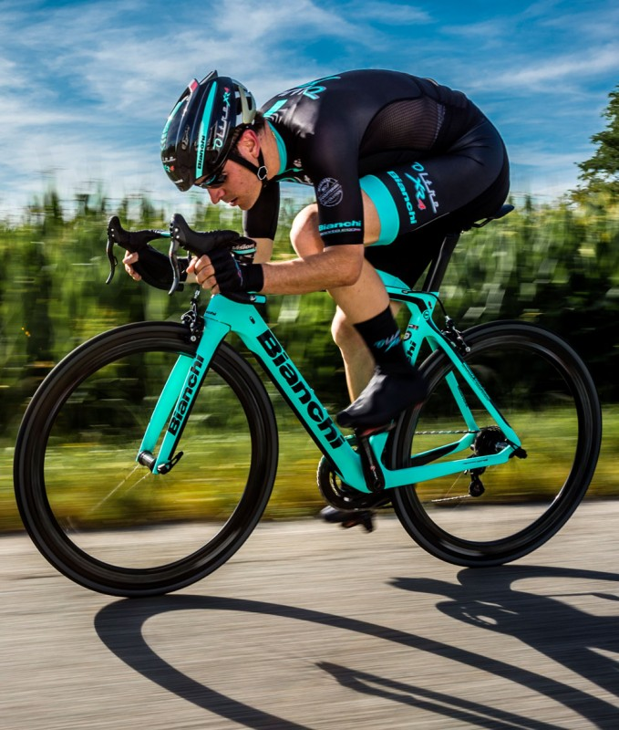 Bianchi - - indoor cycling video